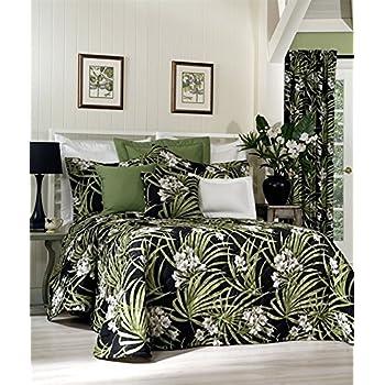 amazoncom la selva black king bedspread by thomasville