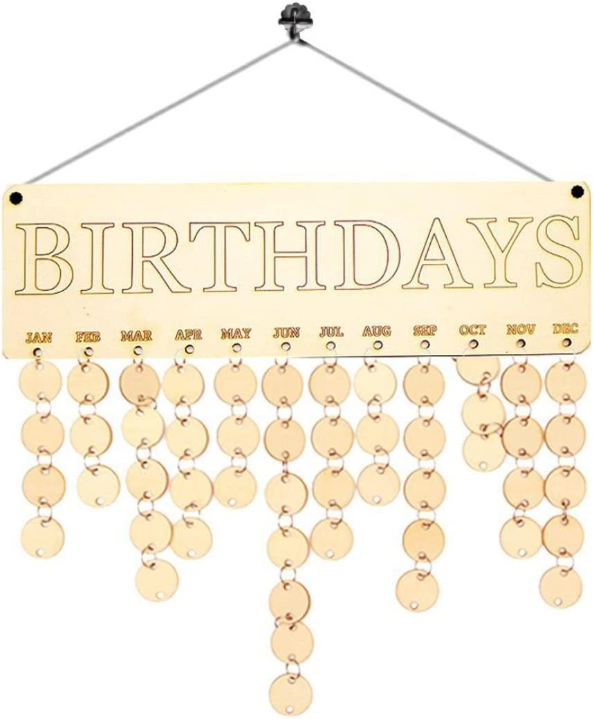 calendarios 2018 pared calendarios de mesa Sannysis DIY ...