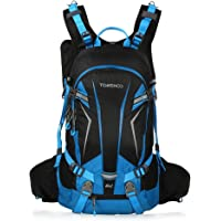 TOMSHOO Mochila Ciclismo 20L/30L Impermeable para Excursionismo Ciclismo…