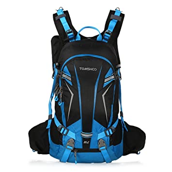 TOMSHOO 20L Lightweight Cycling Backpack Waterproof Pack for ...