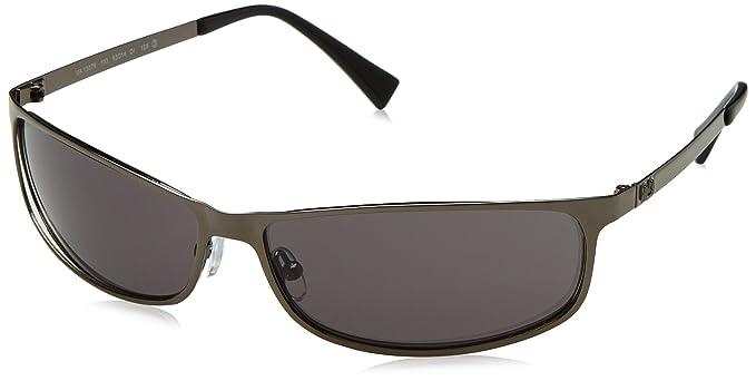 Adolfo Dominguez Ua-15076-103 Gafas de sol, Black, 63 para ...