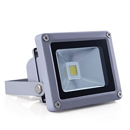 Noza tec led low energy flood light10w cool white outdoor security noza tec led low energy flood light10w cool white outdoor security light ip65 aloadofball Choice Image