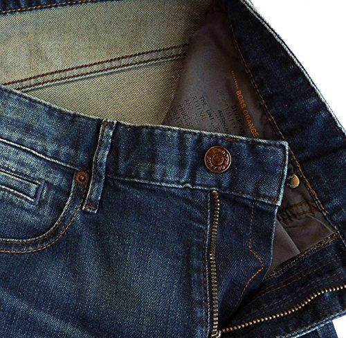 HUGO BOSS Stretch-Jeans W31/L34 ORANGE24 Barcelona TRADITION 50299420 REGULAR