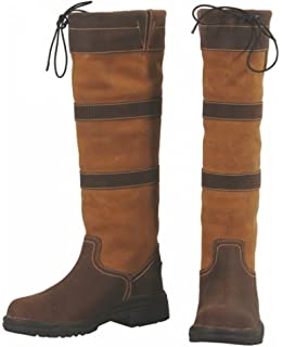 Amazon.com : Mountain Horse Mens Rimfrost Tall Boot : Equestrian ...