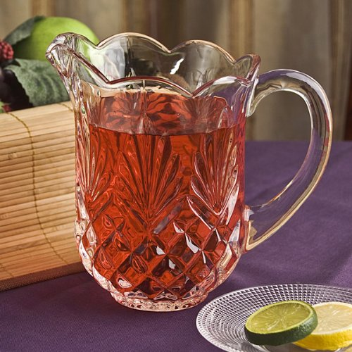 1 gallon filtered water pitcher - 8