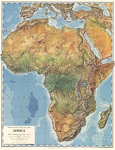 Gifts Delight LAMINATED 24x31 Poster: Physical Map - South Africa Map Geography Of South Africa Map Of South Africa LONG HAIRSTYLES by Gifts Delight
