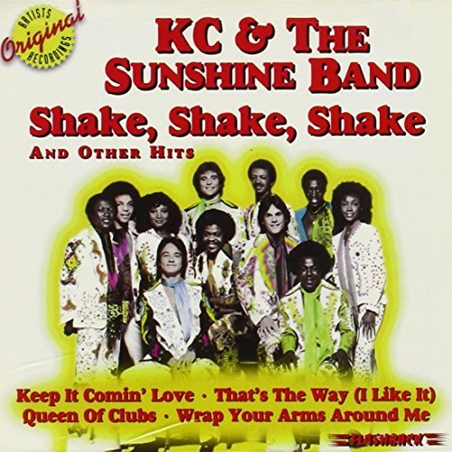 Shake Shake Shake & Other Hits by KC & THE SUNSHINE BAND (1997-06-10)
