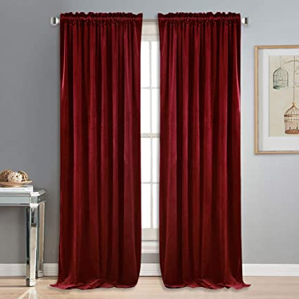Bedroom Drapes And Curtains