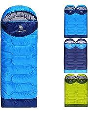 CAMEL CROWN Saco de Dormir, Equipo de Herramientas para Acampar al Aire Libre para Caminar