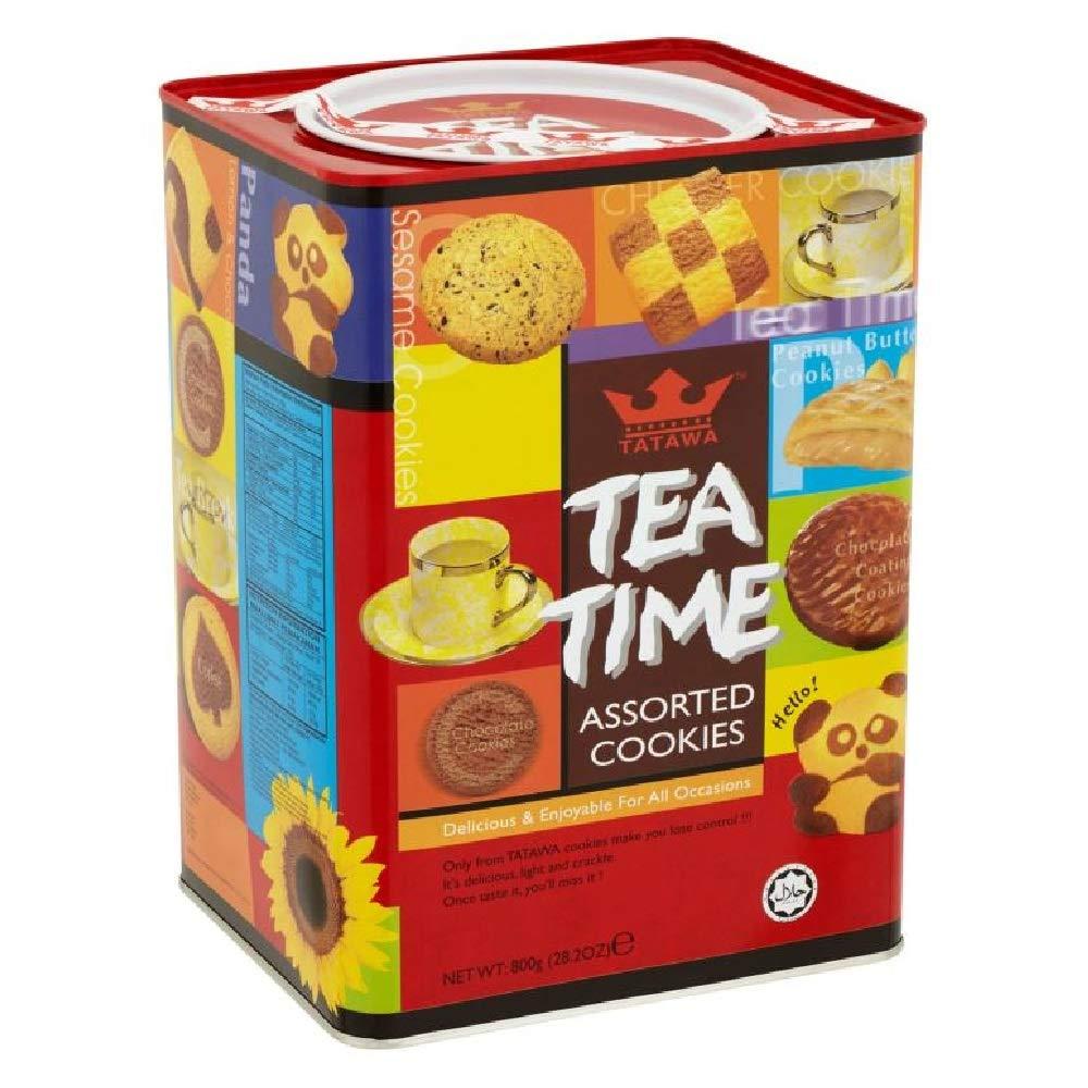 Tatawa Tea Time 800g (628MART) (1 Count)
