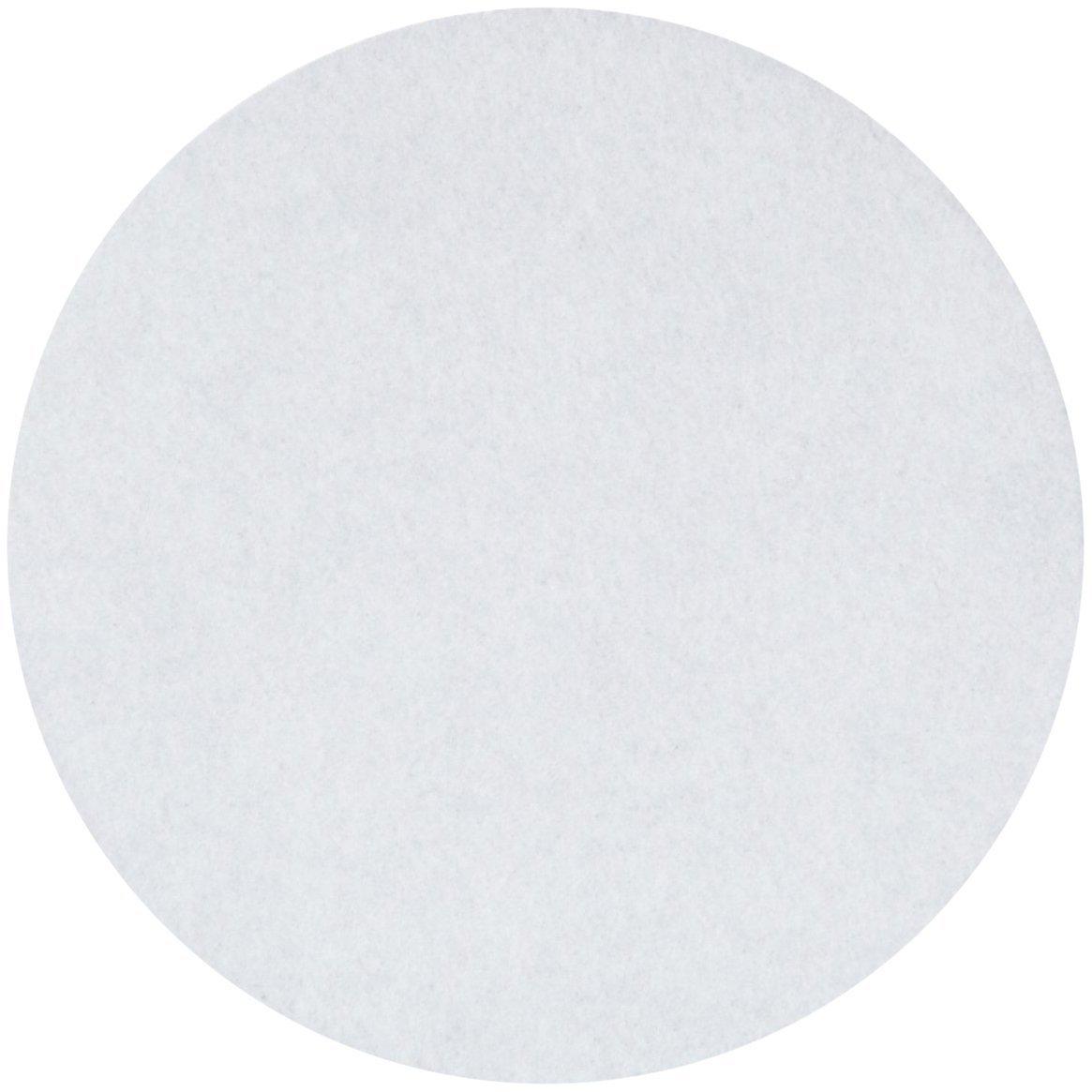 Pack of 100 110mm Diameter Grade 597 Whatman 10311810 Quantitative Filter Paper Circles 4-7 Micron