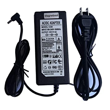 Amazon.com: 12 V 3 A Adaptador de alimentación de CA ...