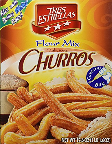 churro flour - 1