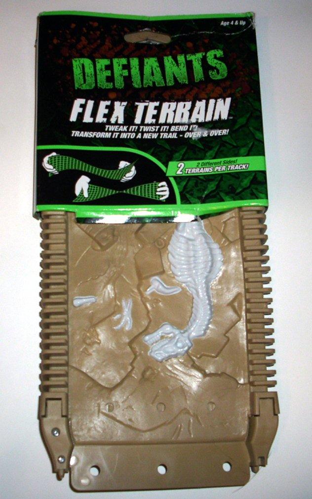 Defiants Flex Terrain Play track 2 sided Redwood Ventures Ltd