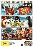 Open Season / Monster House / Surf's Up DVD