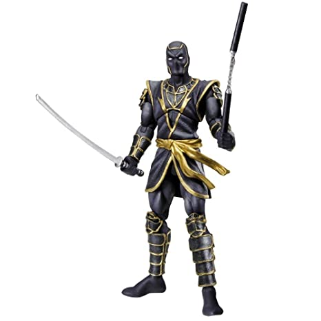 Amazon Com Marvel Universe Series 1 Action Figure Ronin  Inches Toys Games