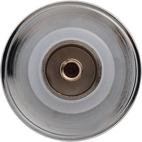 Basin Sink Click Pop Up Vis de salle de bain Bouchon d/évier en laiton poli Chrom/é 66 mm
