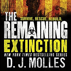 The Remaining: Extinction Audiobook