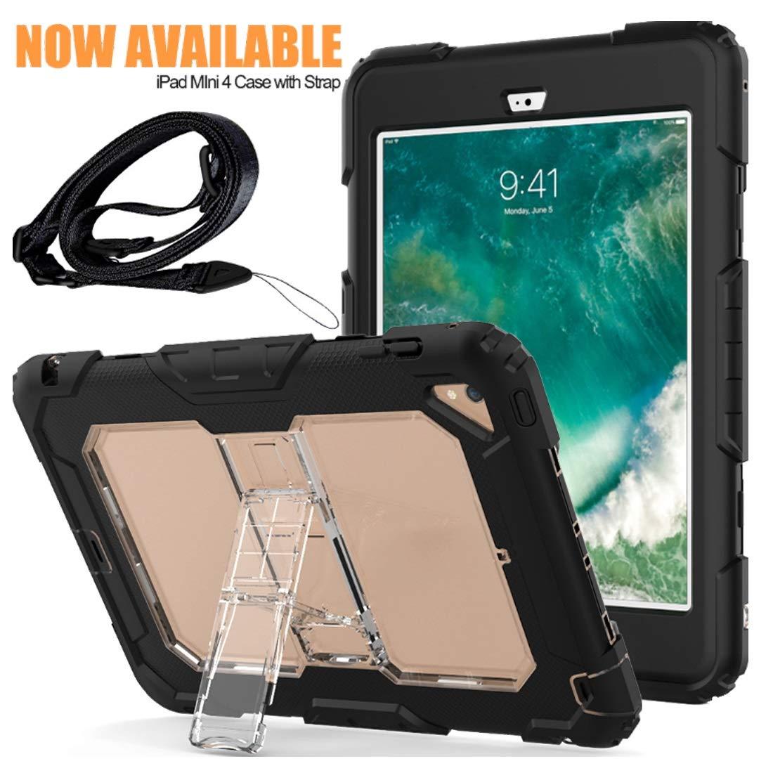 ビッグ割引 KRPENRIO iPad 9.7ケース B07L8B6G8H 2018/2017 iPad Mini対応 高耐久 フルボディ フルボディ 保護ケース 頑丈 保護ケース スクリーンプロテクター内蔵 (カラー:ゴールド サイズ:2018 iPad9.7) B07L8B6G8H, APOA:bf200906 --- a0267596.xsph.ru