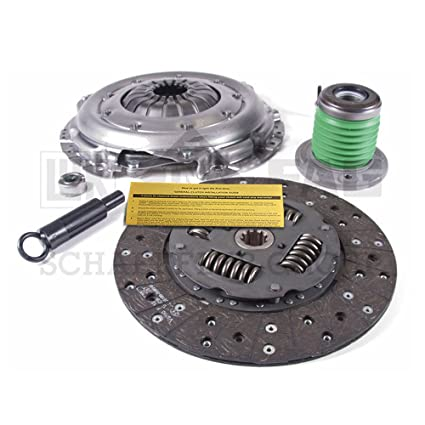Amazon.com: LUK CLUTCH KIT REPSET 2005-2010 FORD MUSTANG GT 4.6L SOHC 8CYL: Automotive