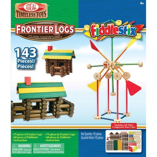 Frontier Logs&Fiddlestix in Bag SLY143FL