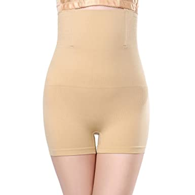 0809aff9819f4 Meiyuan Women High Waist Seamless Shapewear Thigh Slimmer Tummy Control  Butt Lifter Underwear Best 3 In