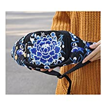 New Original Design Cosmetic Bag Woman's Bag High Volume Waist Bag copper crash tree