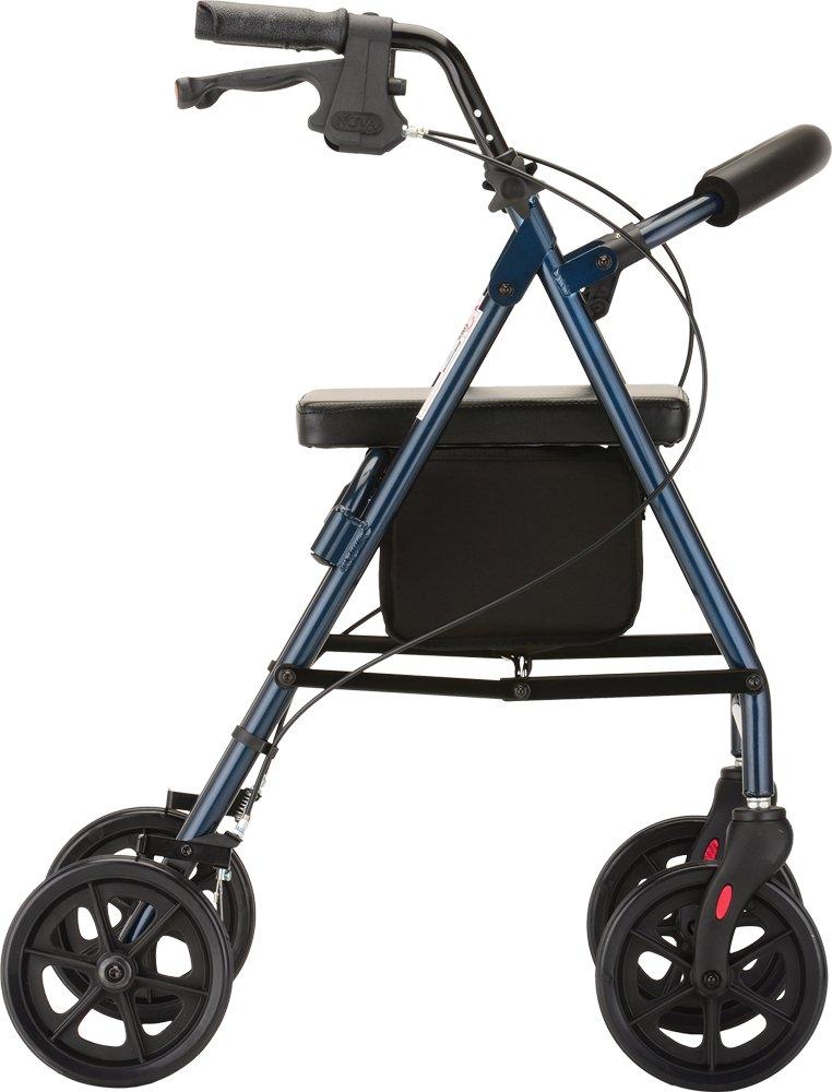 Nova Ortho-Med 4238bl Vibe 8 economía Rolling - Andador ...