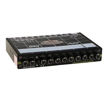 D DOLITY Easy Install Safety EQ7 Car Audio Equalizer EQ