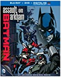 Batman: Assault on Arkham [Blu-ray]