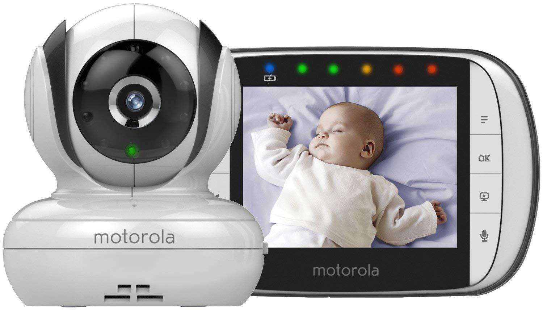 Motorola MBP36S Video Baby Monitor (NEW 2018 version)