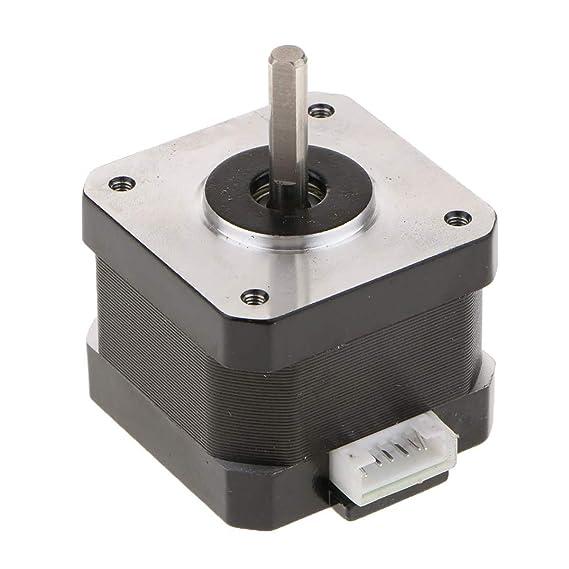SeaStart - Motor para Grabar Paso a Paso, 2,8 V, 42 x 42 x 33 mm ...