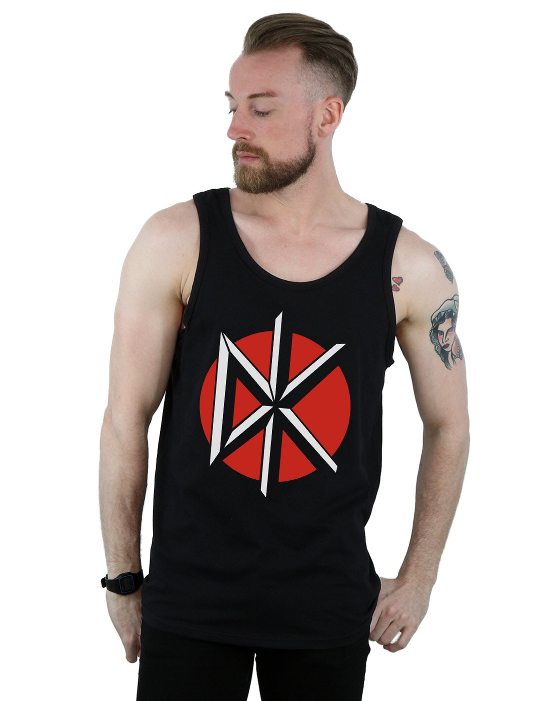 Dead Kennedys S Classic Logo Tank Top Shirts