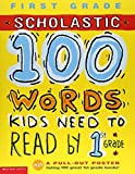 img - for 100 Words Reading Workbook (100 Words Math Workbook) by Lisa Traumbauer (2003-06-01) book / textbook / text book