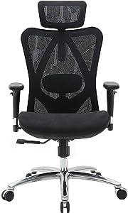 SIHOO Ergonomic Office Chair, Computer Chair Desk Chair