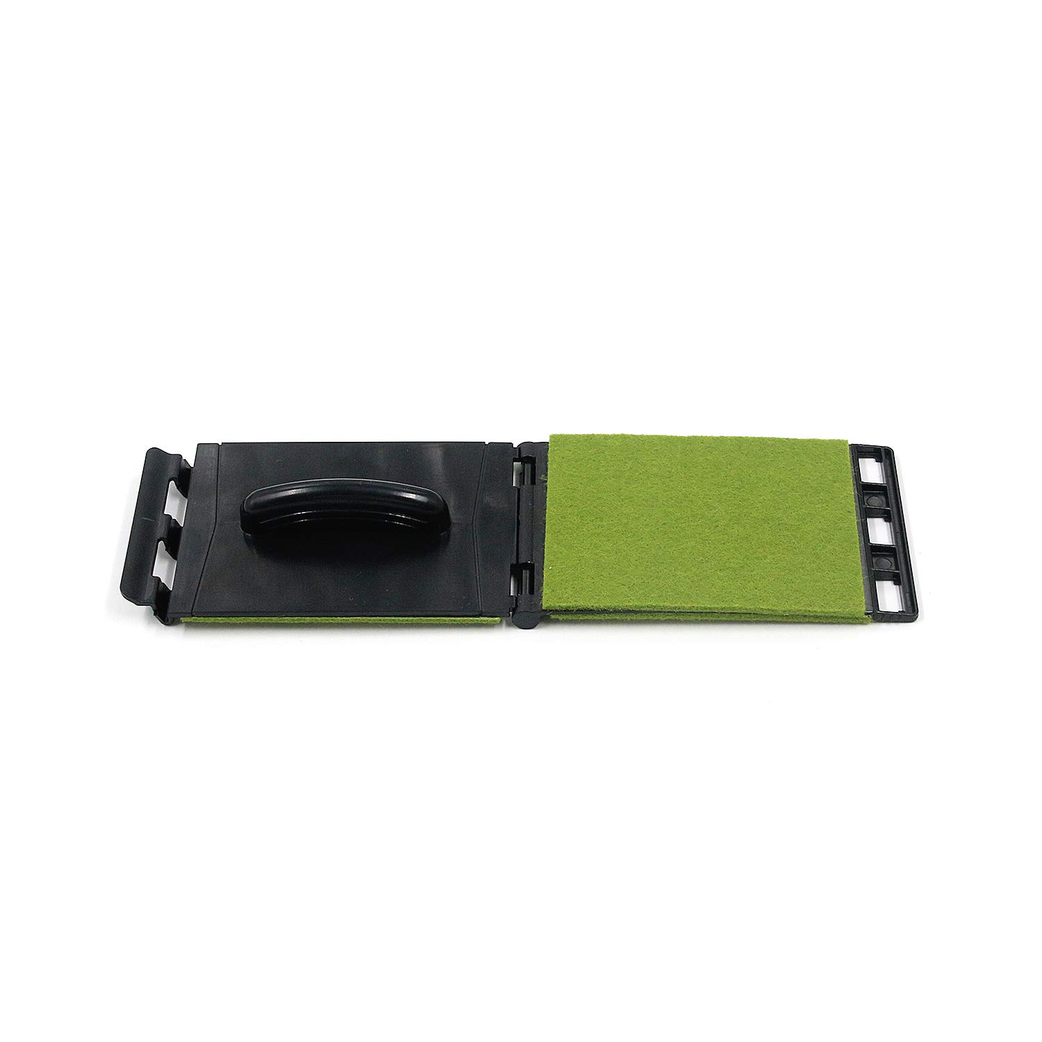 Compact folding stand GREENPRO 30015 with a soft seat for piano Additional release