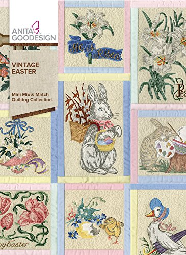 Easter Machine Embroidery Designs - 4