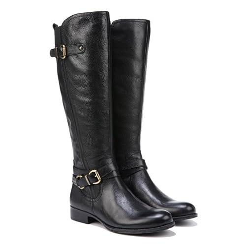 0b99fb652a9 Naturalizer Women s  Jodee-WC  Wide Calf Knee High Boot  Amazon.ca  Shoes    Handbags