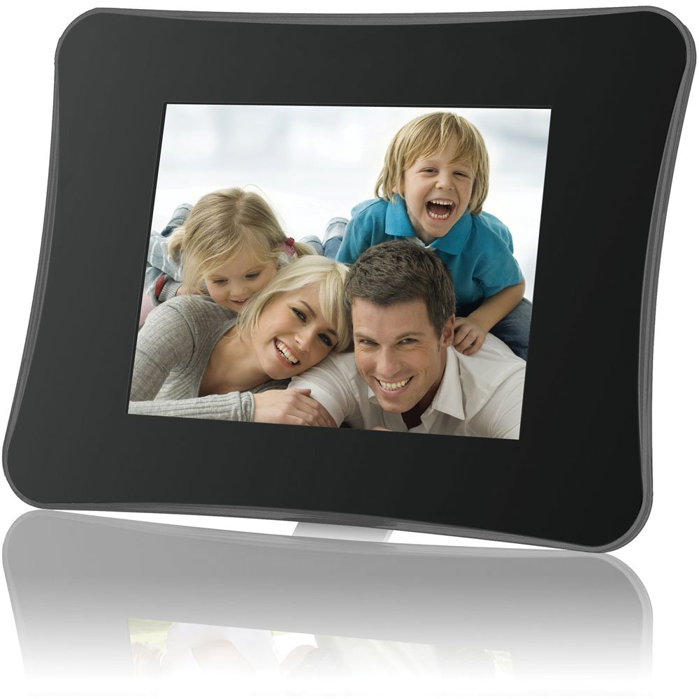 Amazon.com : Coby DP860 Digital Photo Frame with Multimedia Playback ...