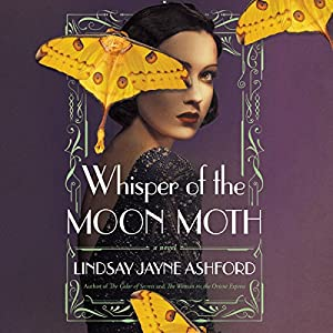Download audiobook Whisper of the Moon Moth