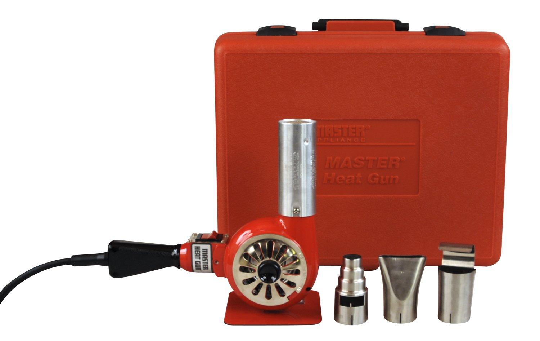 Master Appliance HG-501AK 500-750 Degree Fahrenheit 120V Master Heat Gun Kit
