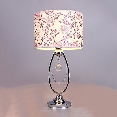 wshfor Lámpara de mesa moderna de estilo de alta luminosidad ...