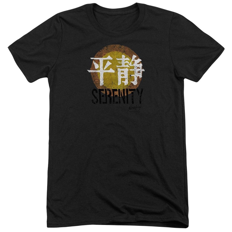 Firefly Men's Serenity Logo Tri-Blend T-Shirt