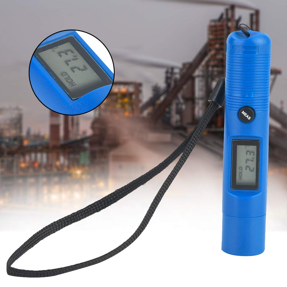 Infrared Thermometer,DT8230 Pocket LCD Digital IR Infrared Non-contact Thermometer 50℃~230℃