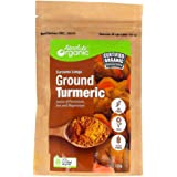 Absolute Organic Ground Turmeric Powder, 150g
