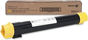 Genuine Xerox Standard Yellow Toner Cartridge (15,000 Pages)