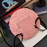 Korean version of the new pu leather hat bag personalized...