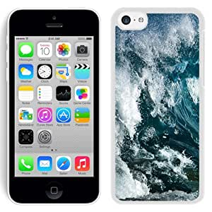 New Beautiful Custom Designed Cover Case For iPhone 5C With Wave 10 (2) Phone Case
