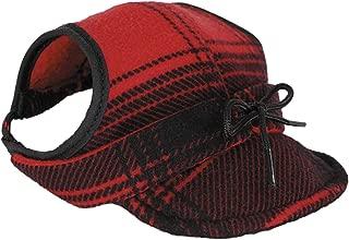 product image for Stormy Kromer Critter Kromer - Red/Black Plaid - SM
