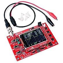 "JYETech DSO 138 DIY KIT Open Source 2.4"" TFT 1Msps Digital Oscilloscope Kit with Probe 13803K"